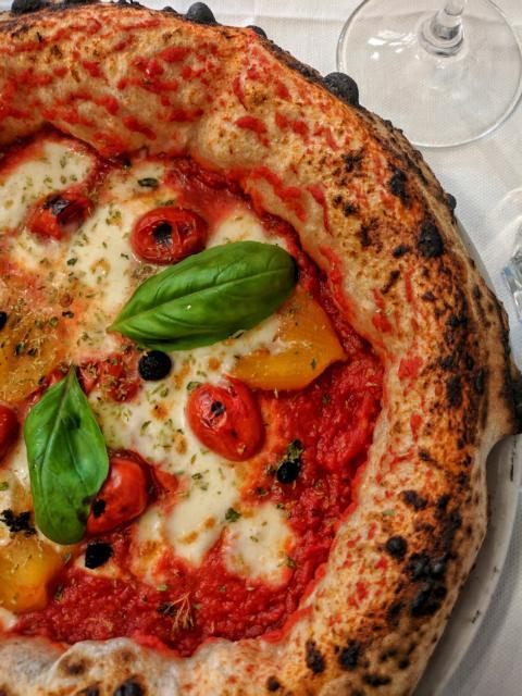 מסעדות מומלצות ברומא - פיצה מדהימה ברומא