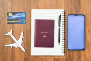 מדריך סקיסקנר - דרכון, מטוס ופלאפון
