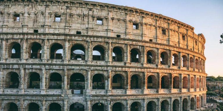 בלוג טיולים - מבנה הקולוסיאום ברומא
