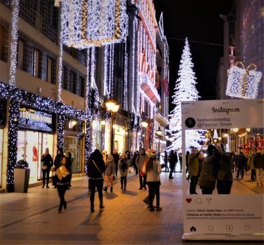 טיול בבודפשט מידע חשוב - רחוב האופנה בבודפשט